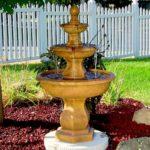 Amazon outdoor fountain